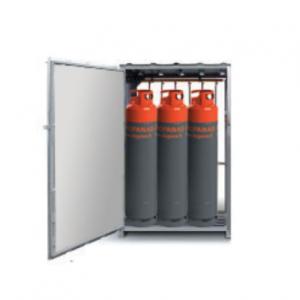 Išmaniosios šildymo dujomis sistemos