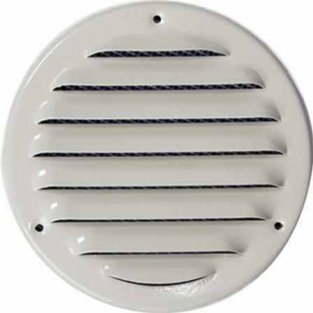 Metalinės ventiliacijos grotelės